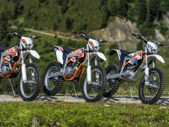 Photo ktm freeride 2013