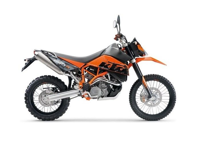 Photo ktm super enduro 2003