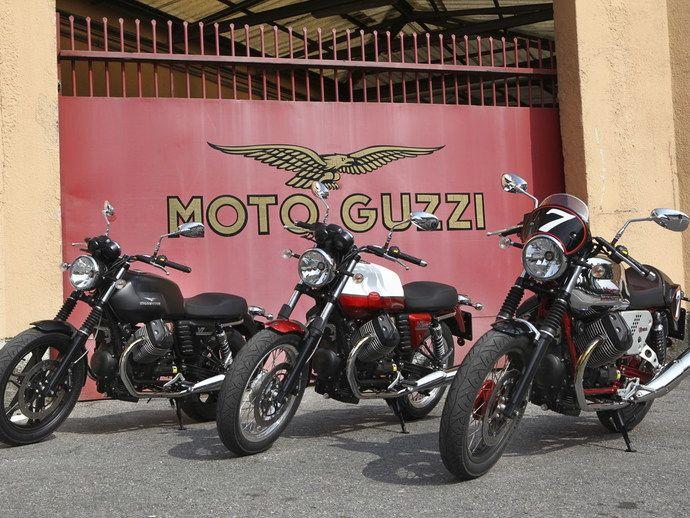 Photo MOTO GUZZI V7