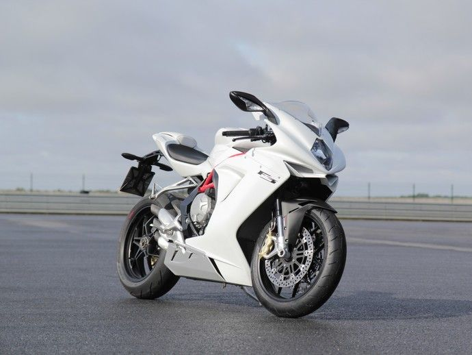 Photo MV AGUSTA F3