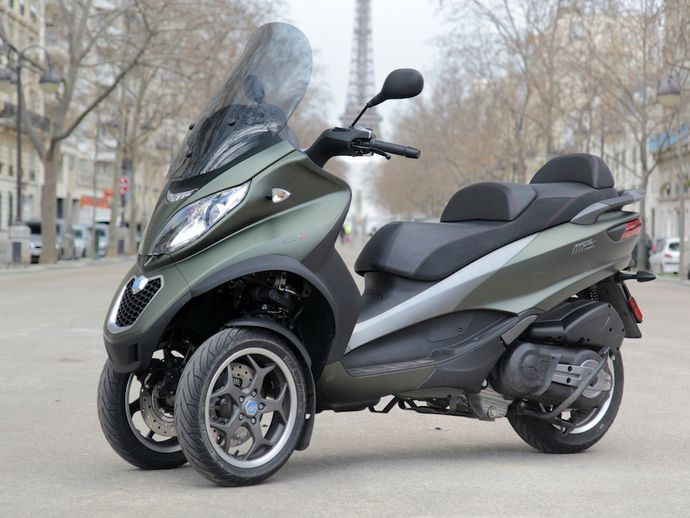Photo Piaggio mp3 2009