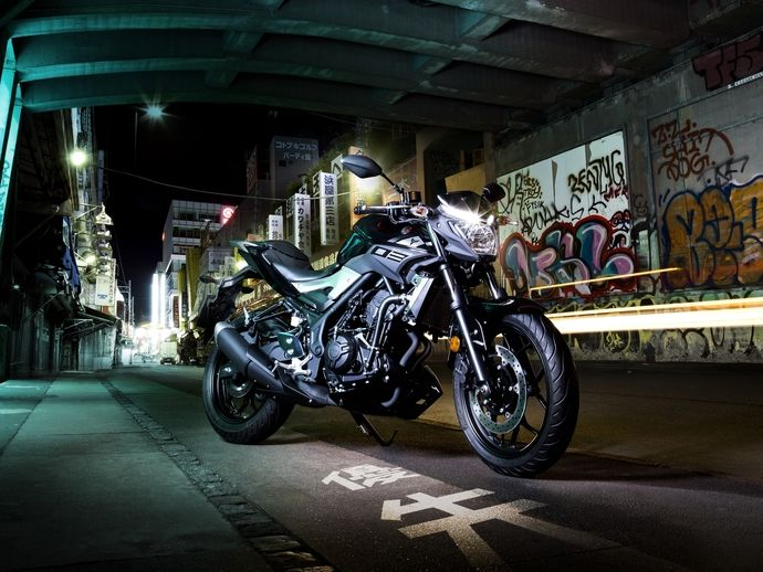 Photo Yamaha mt-03