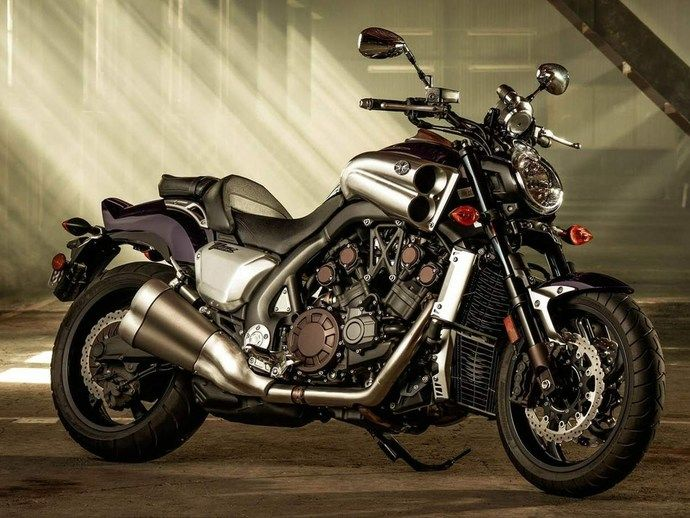 Photo yamaha v-max 2004
