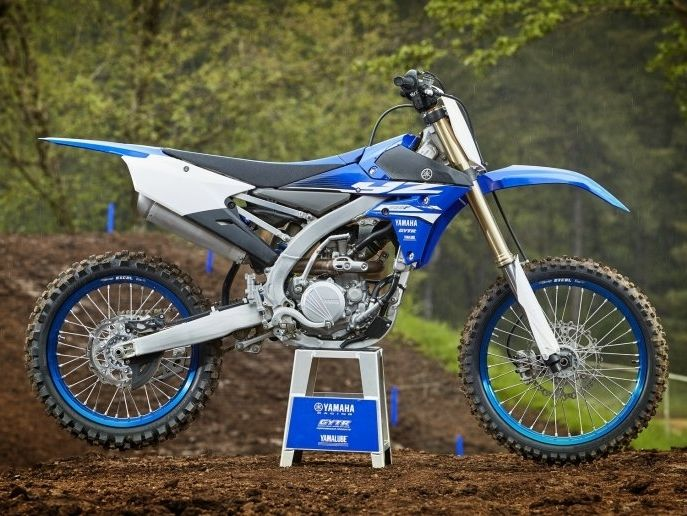 Photo yamaha yz 1993