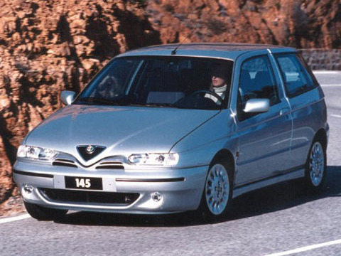 Photo alfa romeo 145 1997