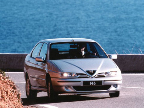 Photo ALFA ROMEO 146