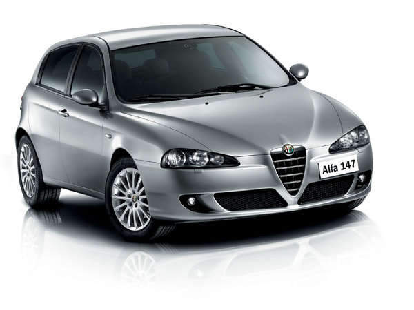 Photo alfa romeo 147 2002
