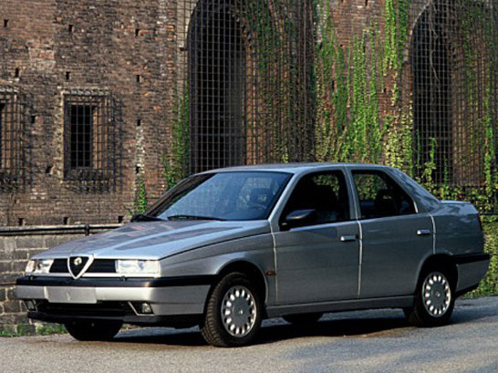 Photo alfa romeo 155 1992