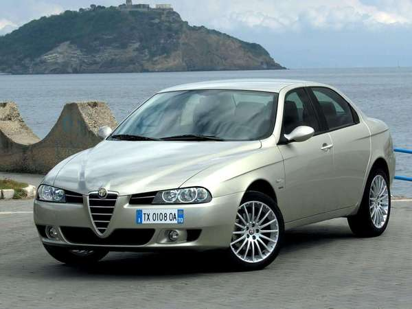 Photo alfa romeo 156 1998