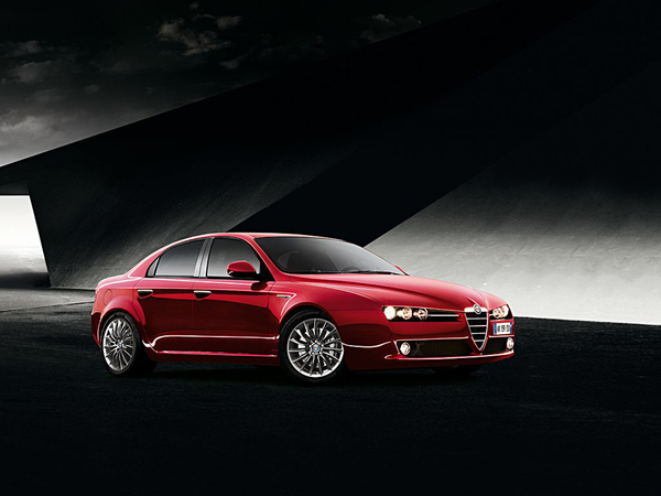 Photo alfa romeo 159 2007