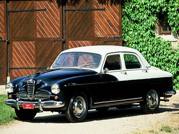 Photo ALFA ROMEO 1900