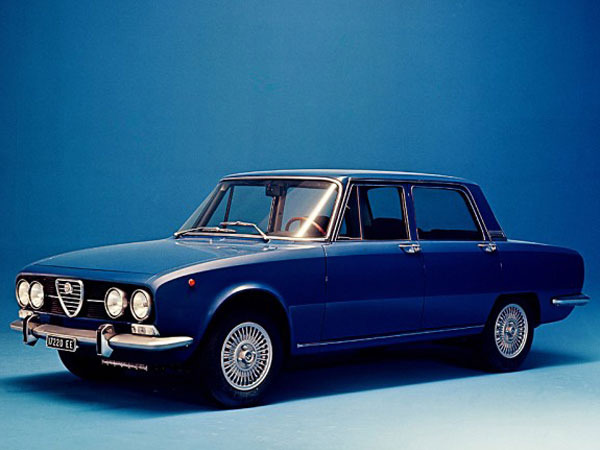 Photo ALFA ROMEO 2000