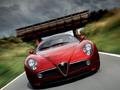 Photos Alfa Romeo 8c