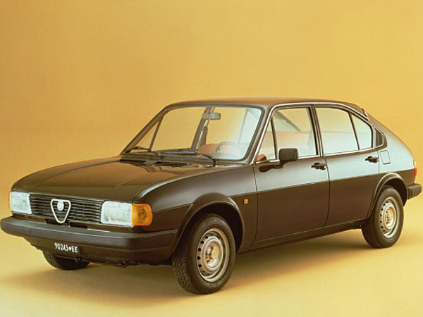 Photo alfa romeo alfasud 1978