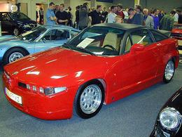 Alfa Romeo Sz Es30