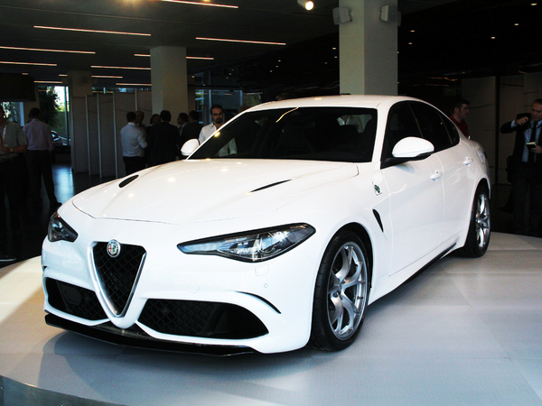 Photo alfa romeo giulia 1984