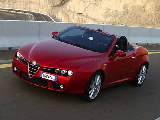 Photo ALFA ROMEO SPIDER