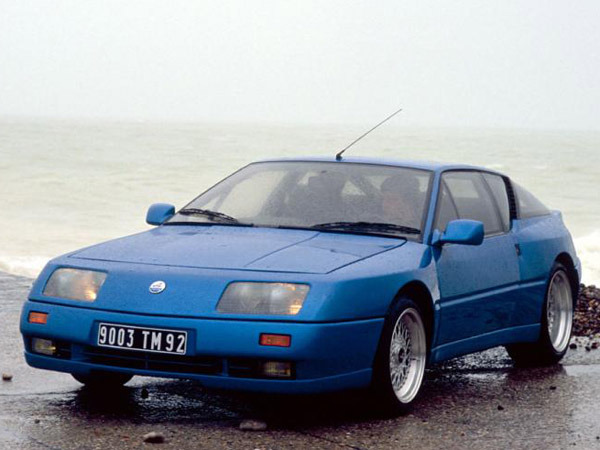 Photo alpine gta 1991