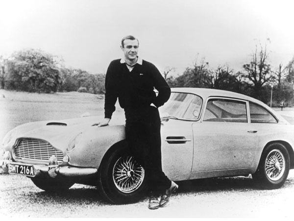 Photo aston martin db5