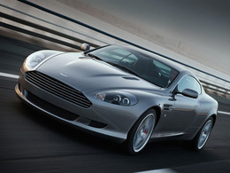 Photo ASTON MARTIN DB9