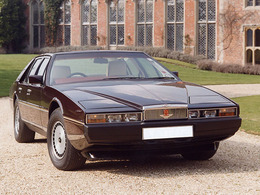 Photo ASTON MARTIN LAGONDA