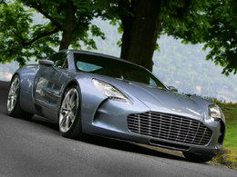 Photo ASTON MARTIN ONE_77