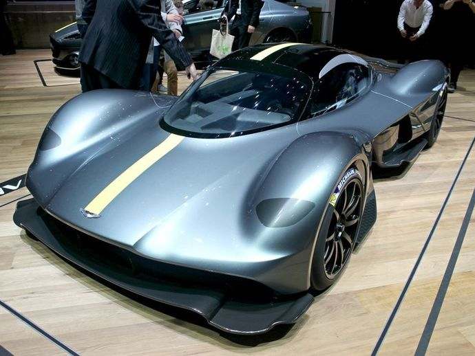 Photo aston martin valkyrie