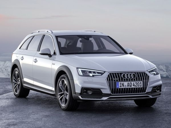 Photo AUDI A4 ALLROAD