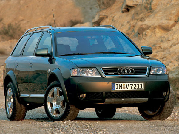 Photo audi allroad 2001