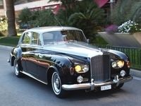 Photo bentley silver cloud