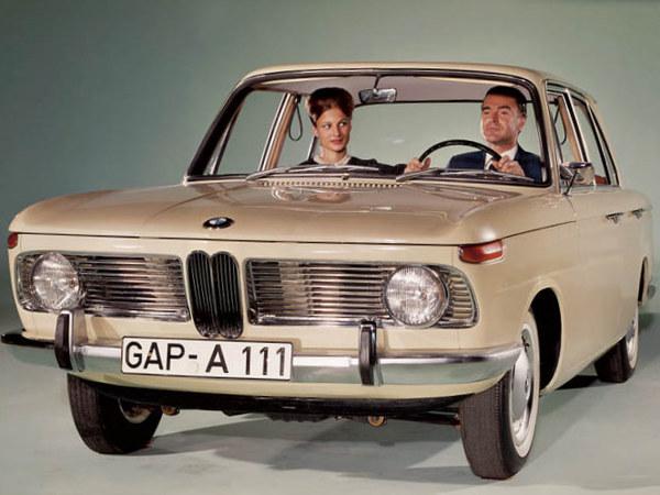 Photo BMW 1500