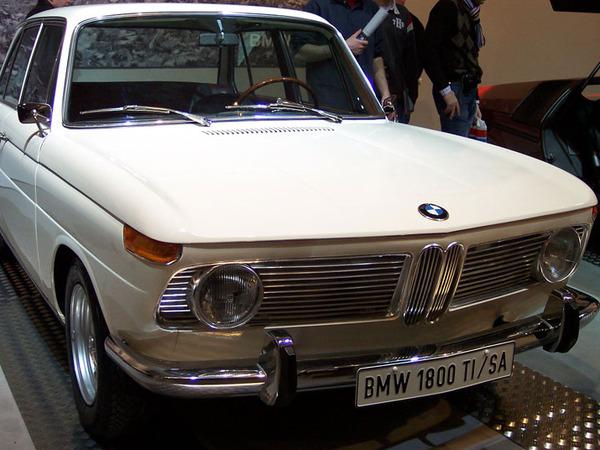 Photo BMW 1800