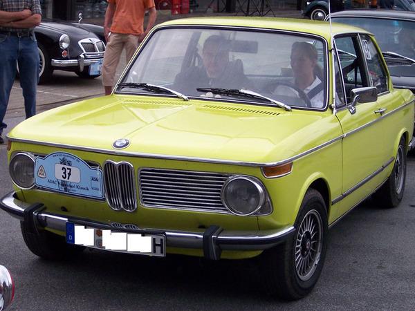 Photo BMW 1802