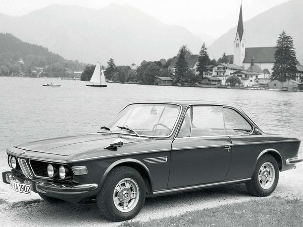 Photo BMW 2.8