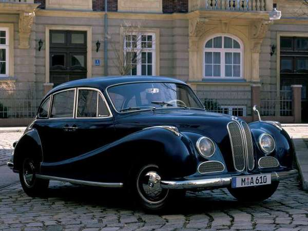 Photo BMW 502
