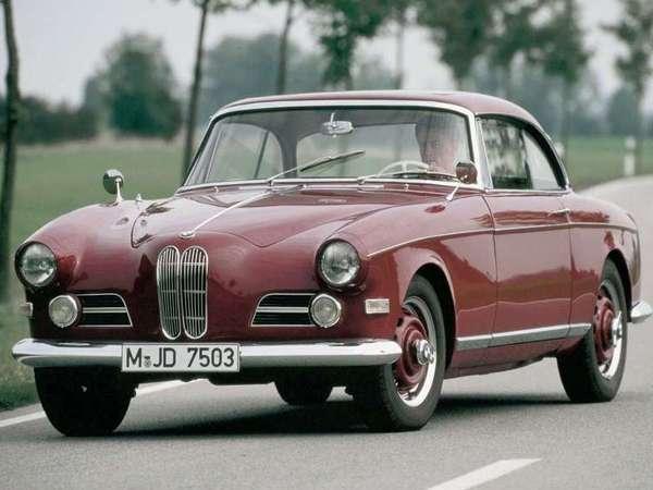 Photo BMW 503