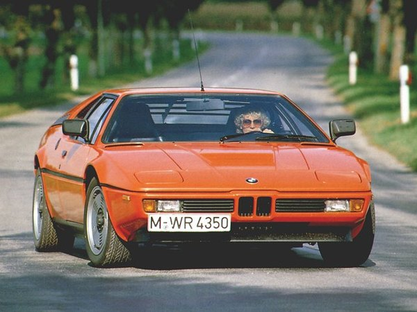 Photo BMW M1