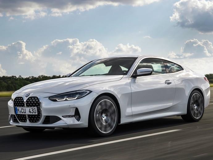 Photo BMW SERIE 4