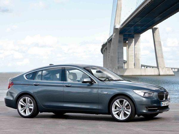 Photo BMW SERIE 5 GT