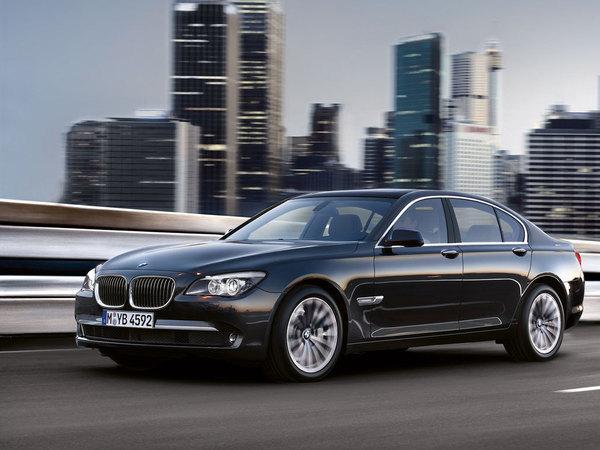 Photo BMW SERIE 7