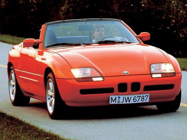 Photo BMW Z1