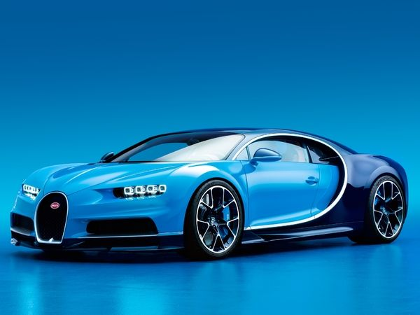 Photo bugatti chiron
