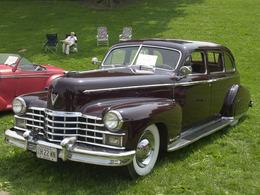 Cadillac 75 Limousine