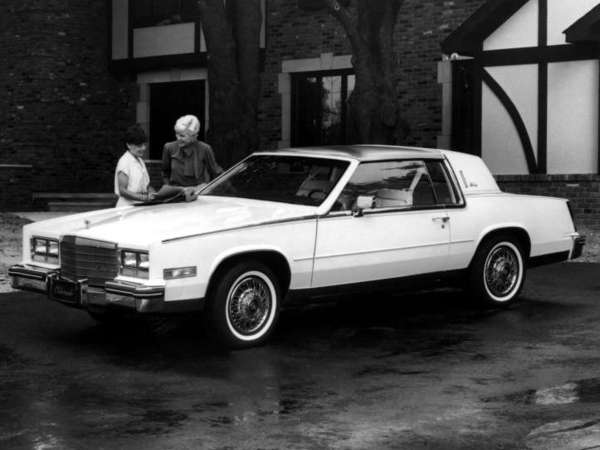 Photo cadillac eldorado