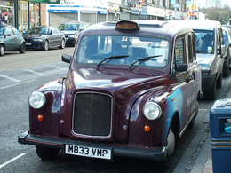 Carbodies Taxi Hire