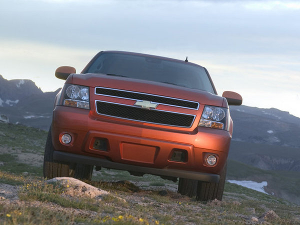 Photo CHEVROLET AVALANCHE