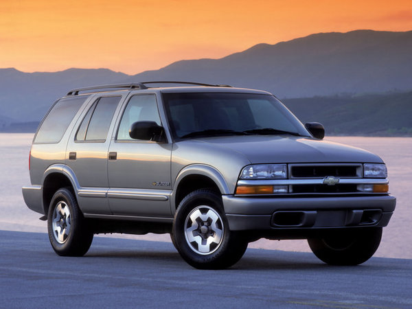 Photo chevrolet blazer 1994