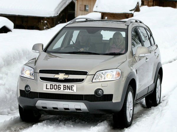 Photo chevrolet captiva 2011