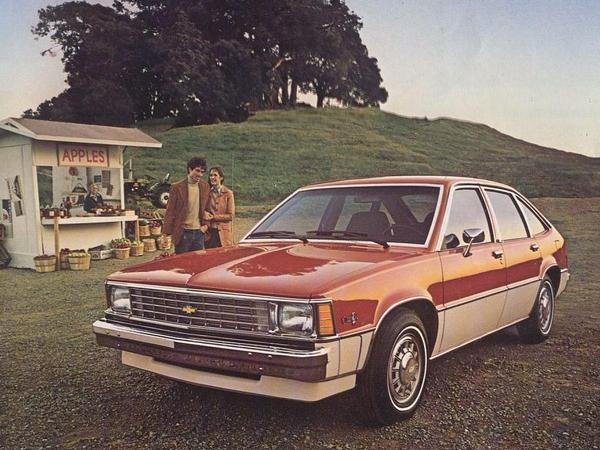Photo CHEVROLET CITATION