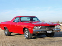 Photo CHEVROLET EL CAMINO